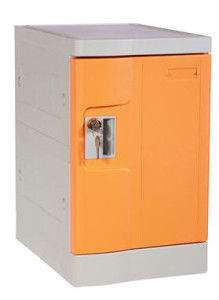 orange-plastic-mini-lockers